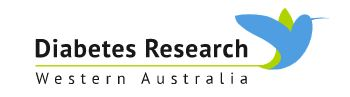 Supported Charities - Diabetes Research WA